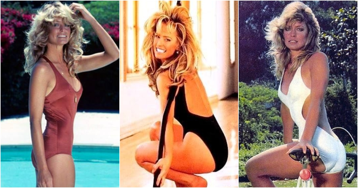 51 Sexiest Farrah Fawcett Big Butt Pictures Which Will Shake Your Reality