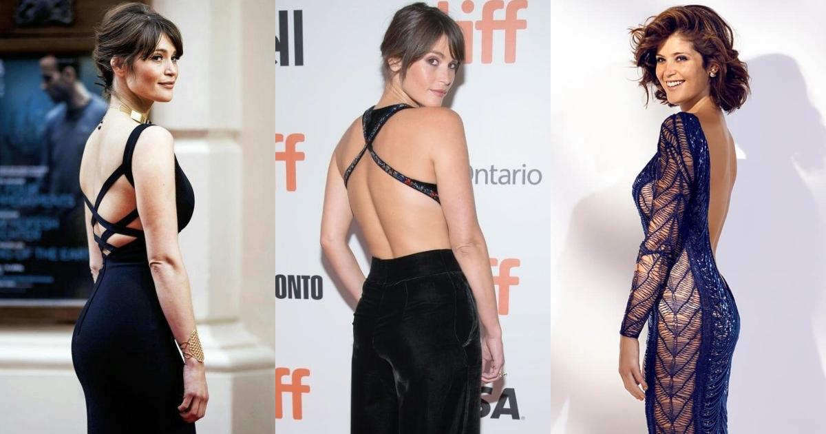 51 Sexiest Gemma Arterton Big Butt Pictures Are Windows Into Paradise