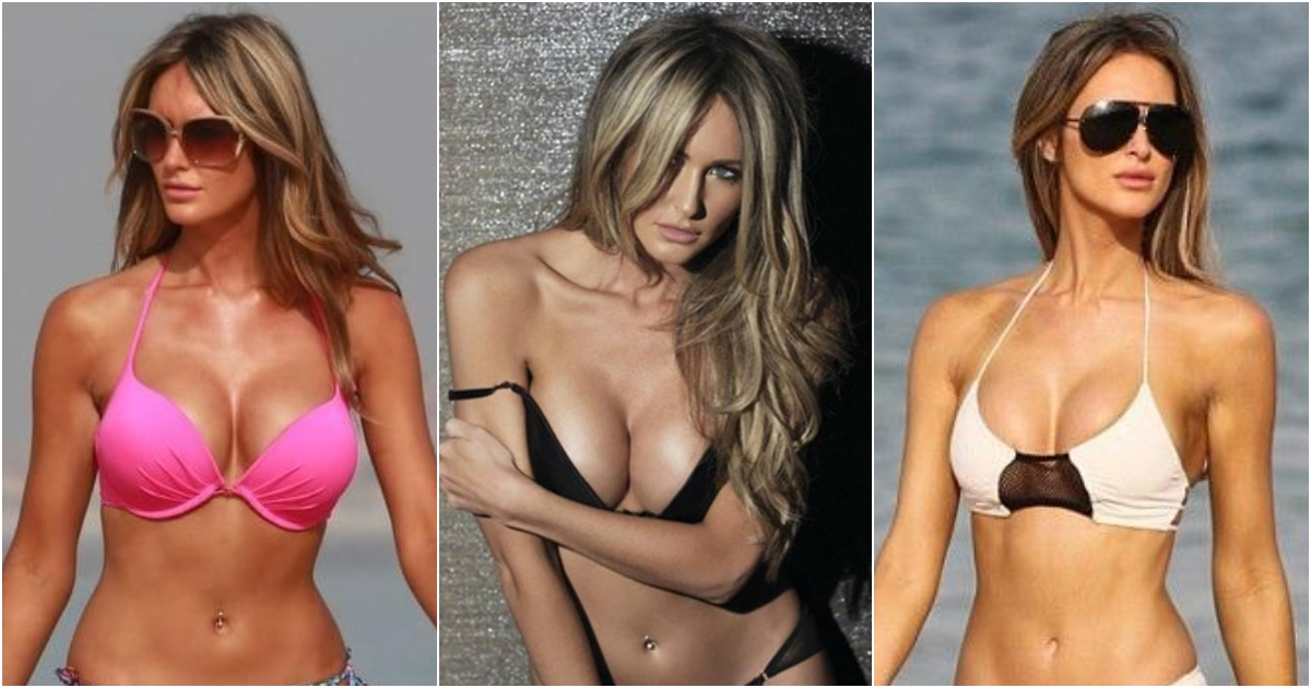51 Sexiest Georgina Dorsett Boobs Pictures Will Make You Envy The Photographer