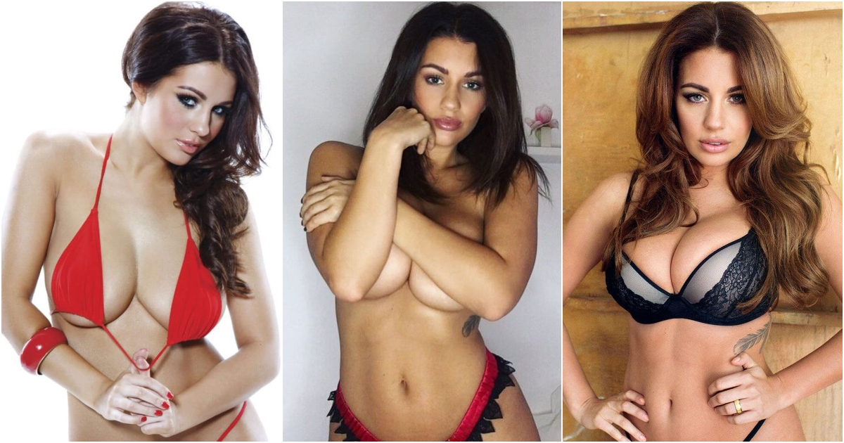 51 Sexiest Holly Peers Boobs Pictures Can Have You Hypnotized