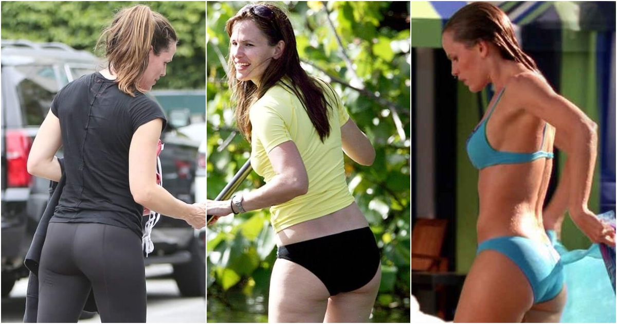 51 Sexiest Jennifer Garner Big Butt Pictures Demonstrate That She Is Probably The Most Smoking Lady Among Celebrities
