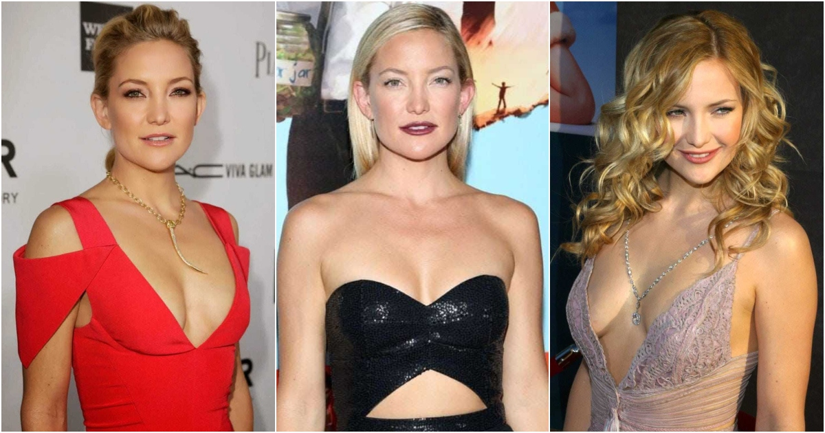 51 Sexiest Kate Hudson Boobs Pictures Show Off Her Awesome Bosoms