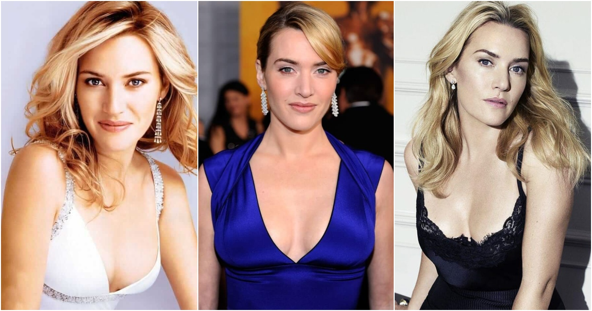 51 Sexiest Kate Winslet Boobs Pictures Are Sexually Raunchy
