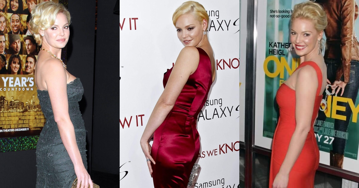 51 Sexiest Katherine Heigl Big Butt Pictures That Will Make Your Eyes Go Up And Down