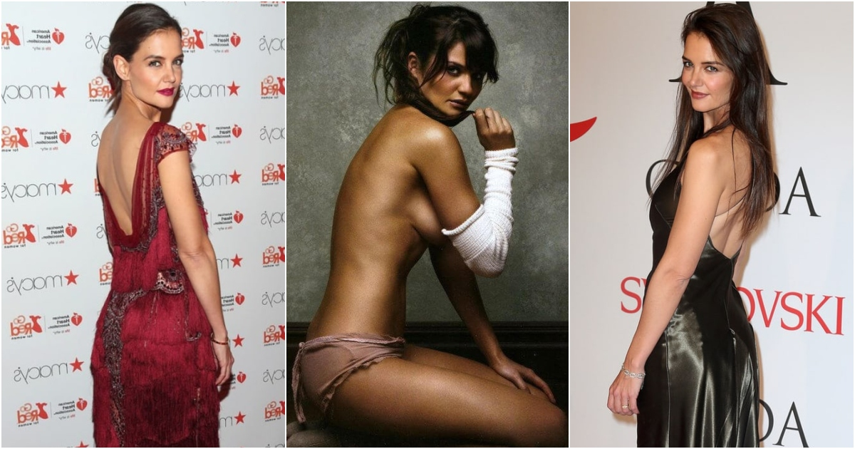51 Sexiest Katie Holmes Big Butt Pictures Which Are Inconceivably Beguiling