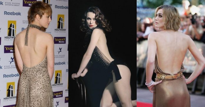 51 Sexiest Keira Knightley Butt Pictures Which Will Shake Your Reality
