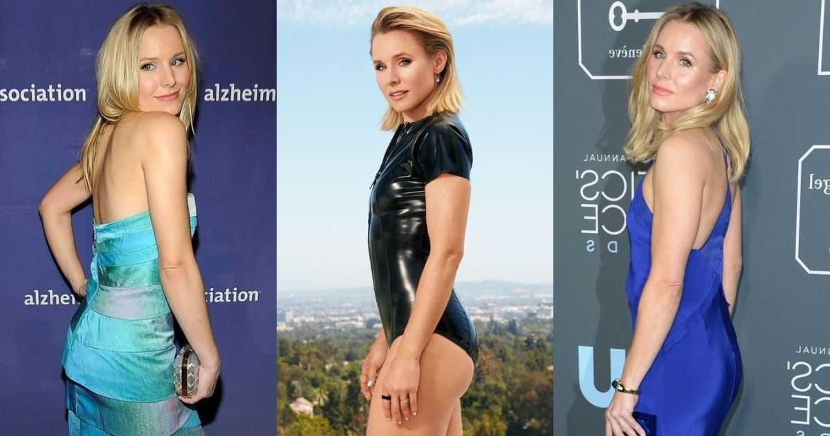 51 Sexiest Kristen Bell Big Butt Pictures That Will Make You Begin To Look All Starry-Eyed At Her Ass