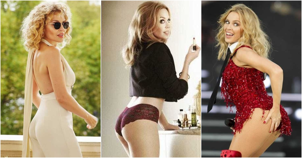 51 Sexiest Kylie Minogue Big Butt Pictures Which Are Incredibly Bewitching To Watch