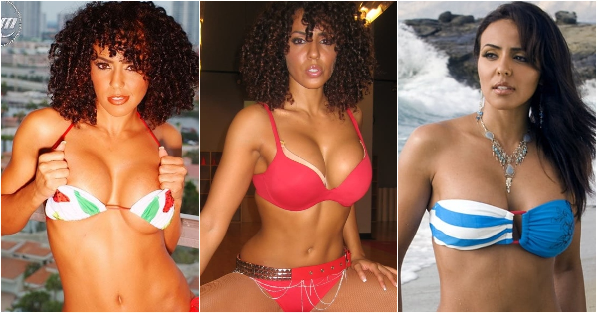51 Sexiest Layla El Boobs Pictures Are Sexually Raunchy