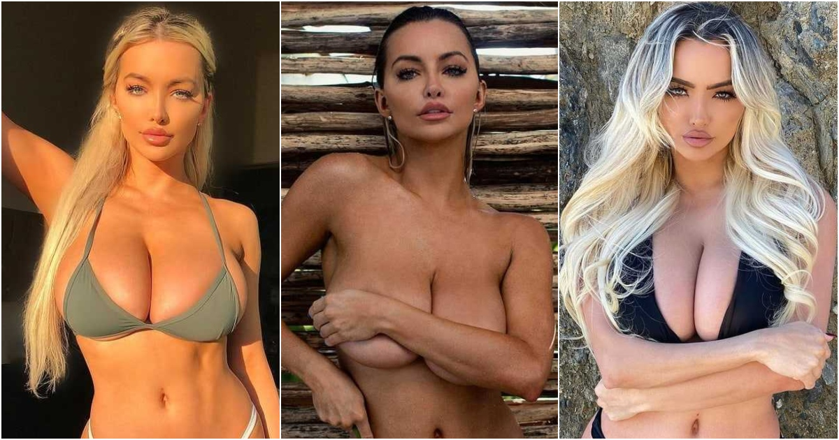 51 Sexiest Lindsey Pelas Boobs Pictures Are Just The Right Size To Look And Enjoy