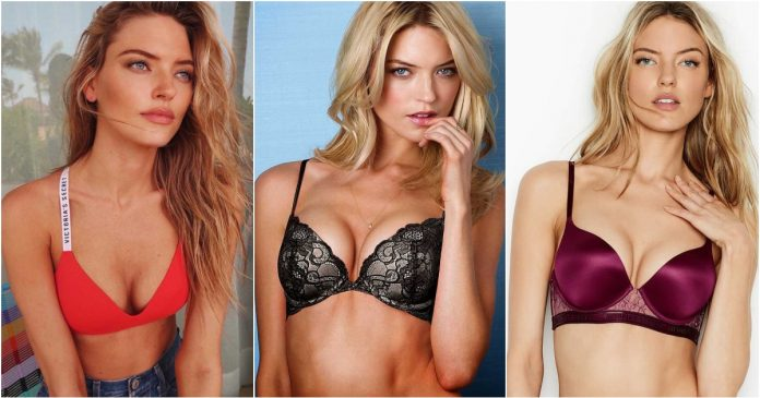 51 Sexiest Martha Hunt Boobs Pictures Will Make You Feel Thirsty For Her Melons