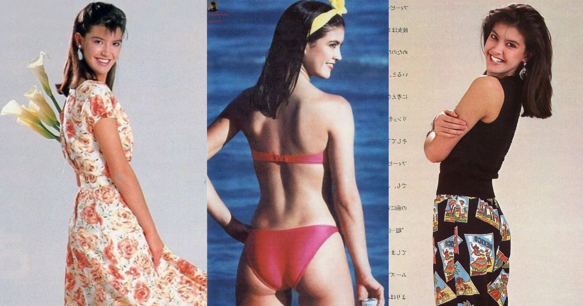 51 Sexiest Phoebe Cates Big Butt Pictures That Will Make You Begin To Look All Starry-Eyed At Her Ass