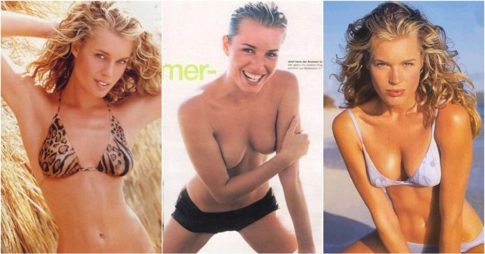 51 Sexiest Rebecca Romijn Boobs Pictures Are Just The Right Size To Look And Enjoy