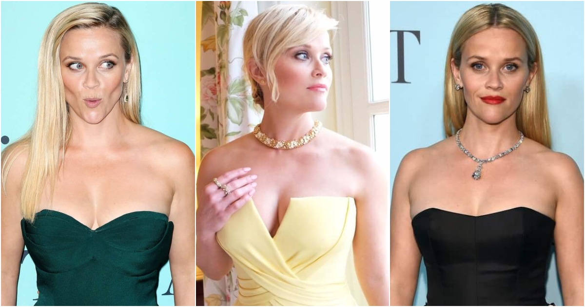 51 Sexiest Reese Witherspoon Boobs Pictures Can Have You Hypnotized