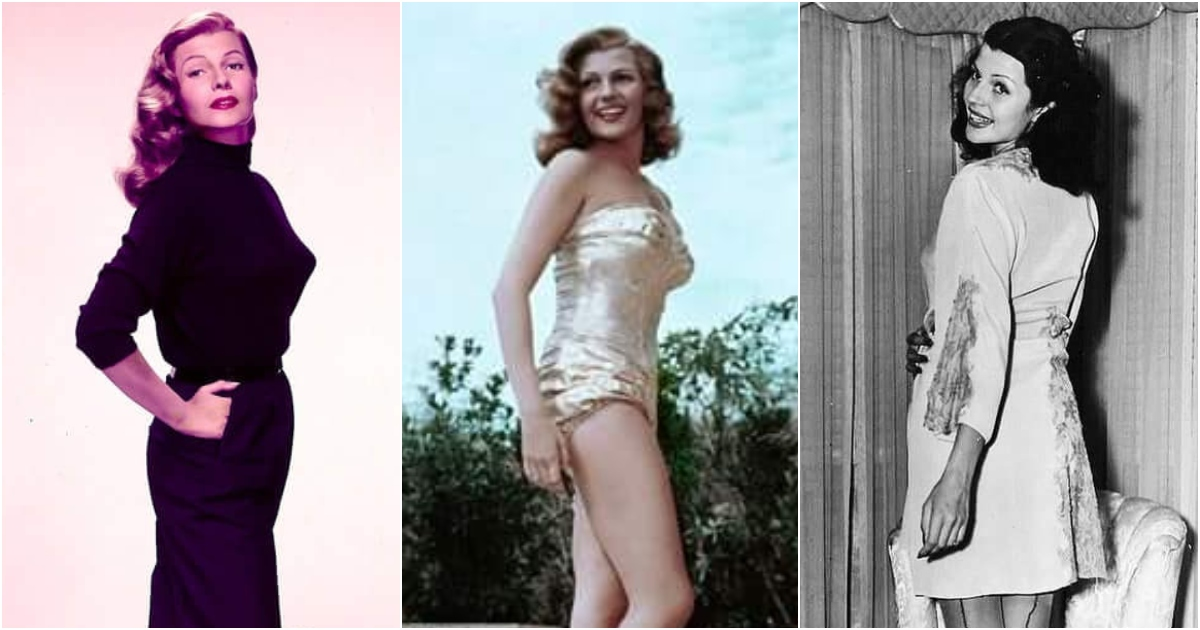 51 Sexiest Rita Hayworth Big Butt Pictures Exhibit That She Is As Hot As Anybody May Envision