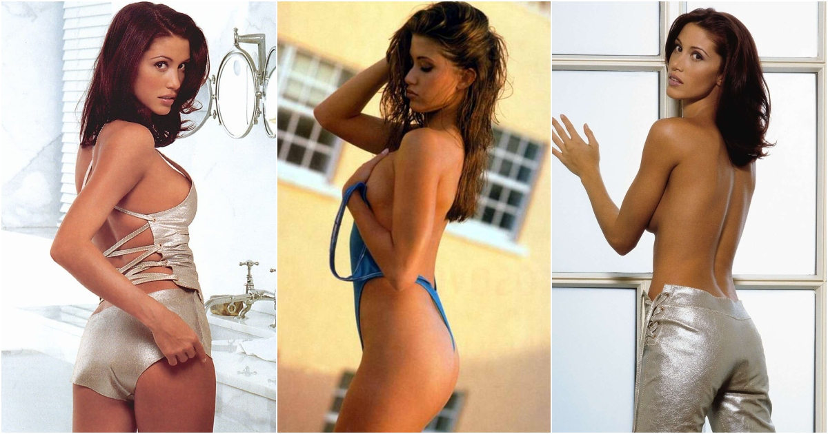 51 Sexiest Shannon Elizabeth Big Butt Pictures Demonstrate That She Is Probably The Most Smoking Lady Among Celebrities