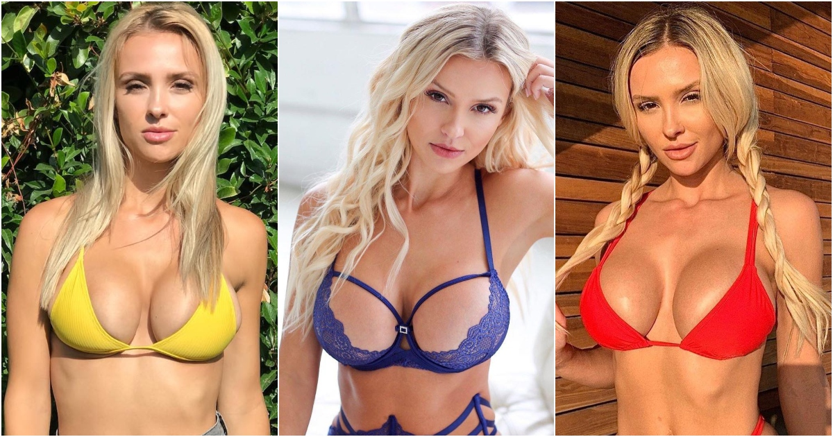 51 Sexiest Shantal Monique Boobs Pictures Are Sexually Raunchy