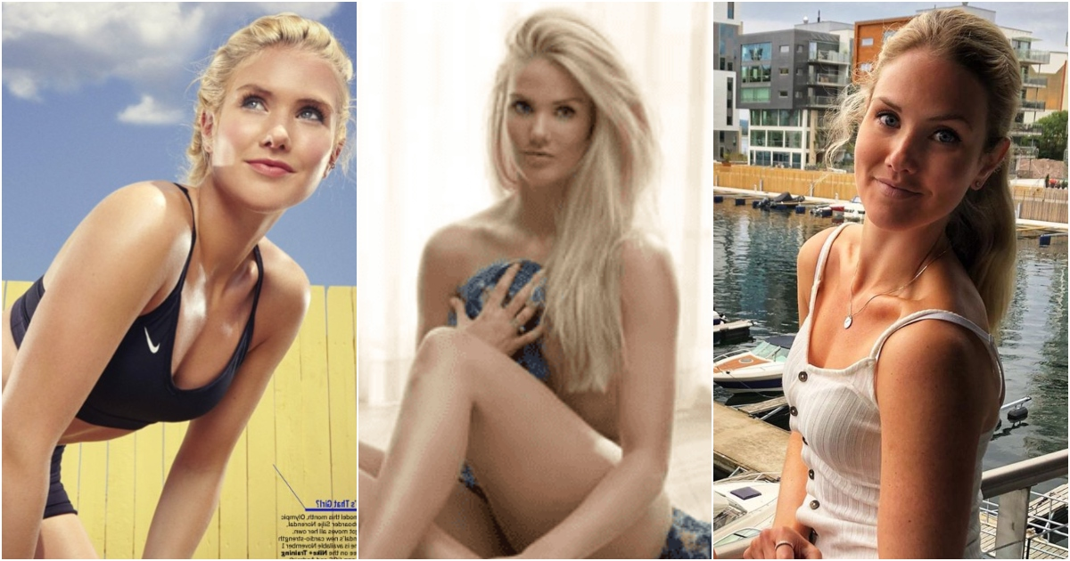 51 Sexiest Silje Norendal Boobs Pictures Will Tempt You To Bury Your Head In-between
