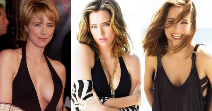 51 Sexiest Tea Leoni Boobs Pictures Will Tempt You To Bury Your Head In-between