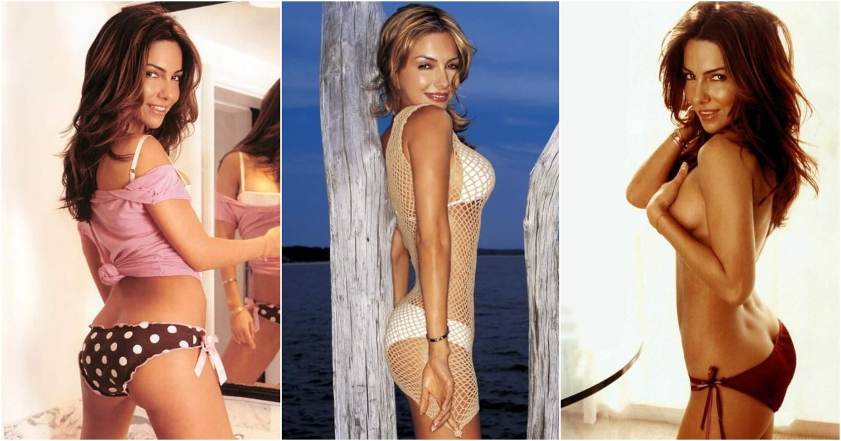 51 Sexiest Vanessa Marcil Big Butt Pictures Which Will Shake Your Reality