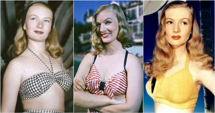 51 Sexiest Veronica Lake Boobs Pictures Can Have You Hypnotized