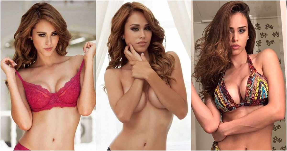 51 Sexiest Yanet Garcia Boobs Pictures That Compliment Her Neck Nape