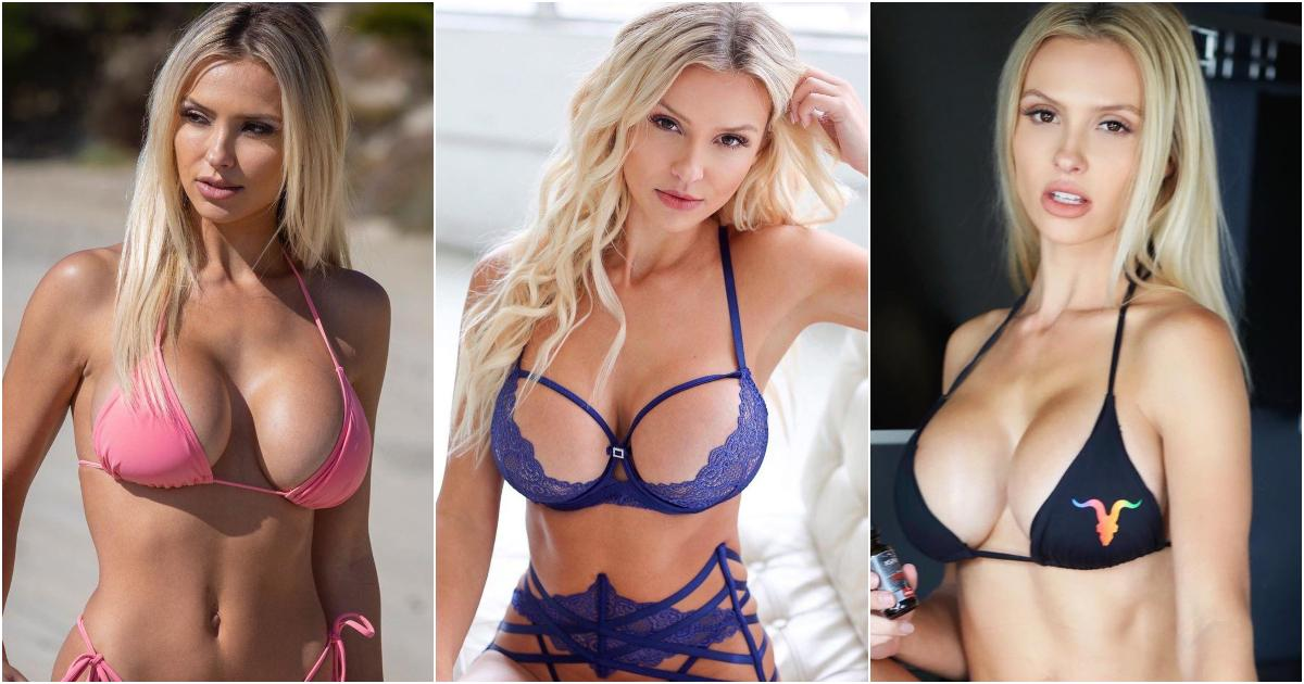 51 Shantal Monique Hot Pictures Will Keep You Staring At Her All Day Long