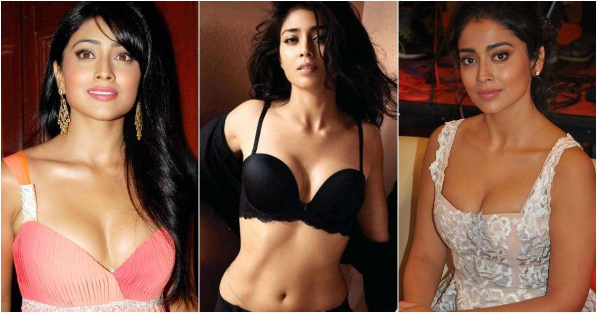 51 Shriya Saran Hot Pictures That Are Sensually Arousing