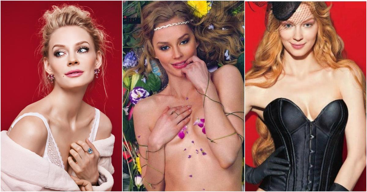 51 Svetlana Khodchenkova Hot Pictures Can Make You Fall In Love With Her In An Instant