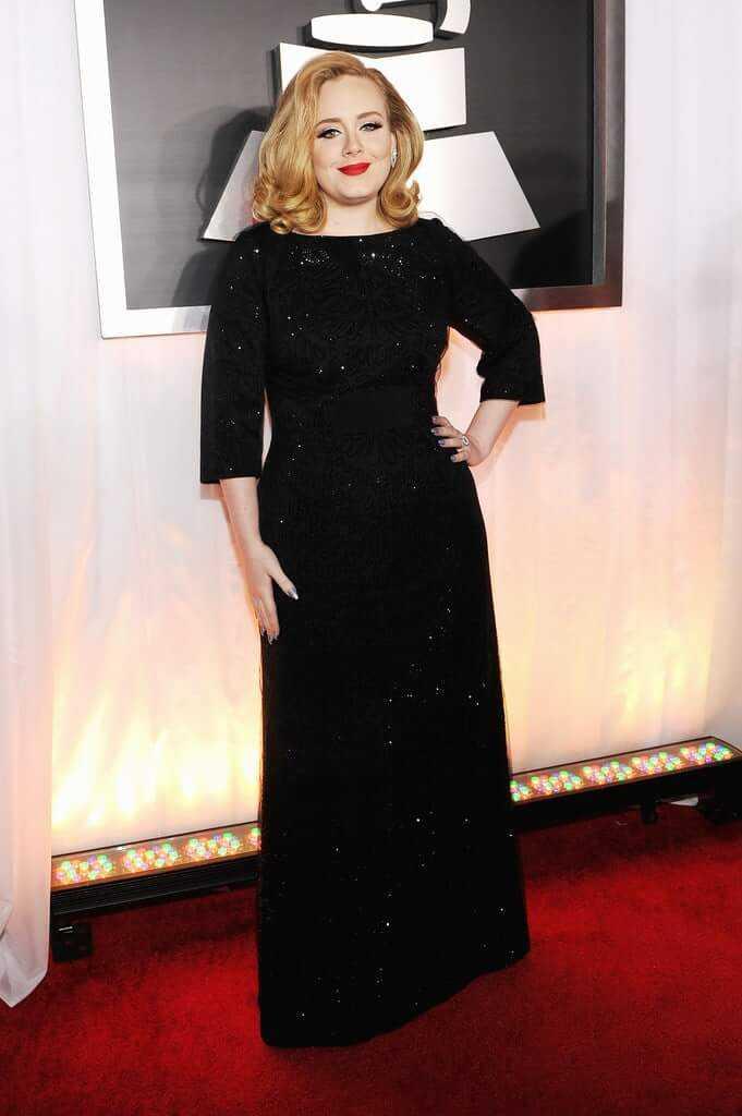 Adele amazing boobs pics