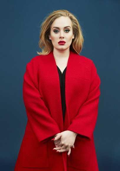 Adele sexy look pics