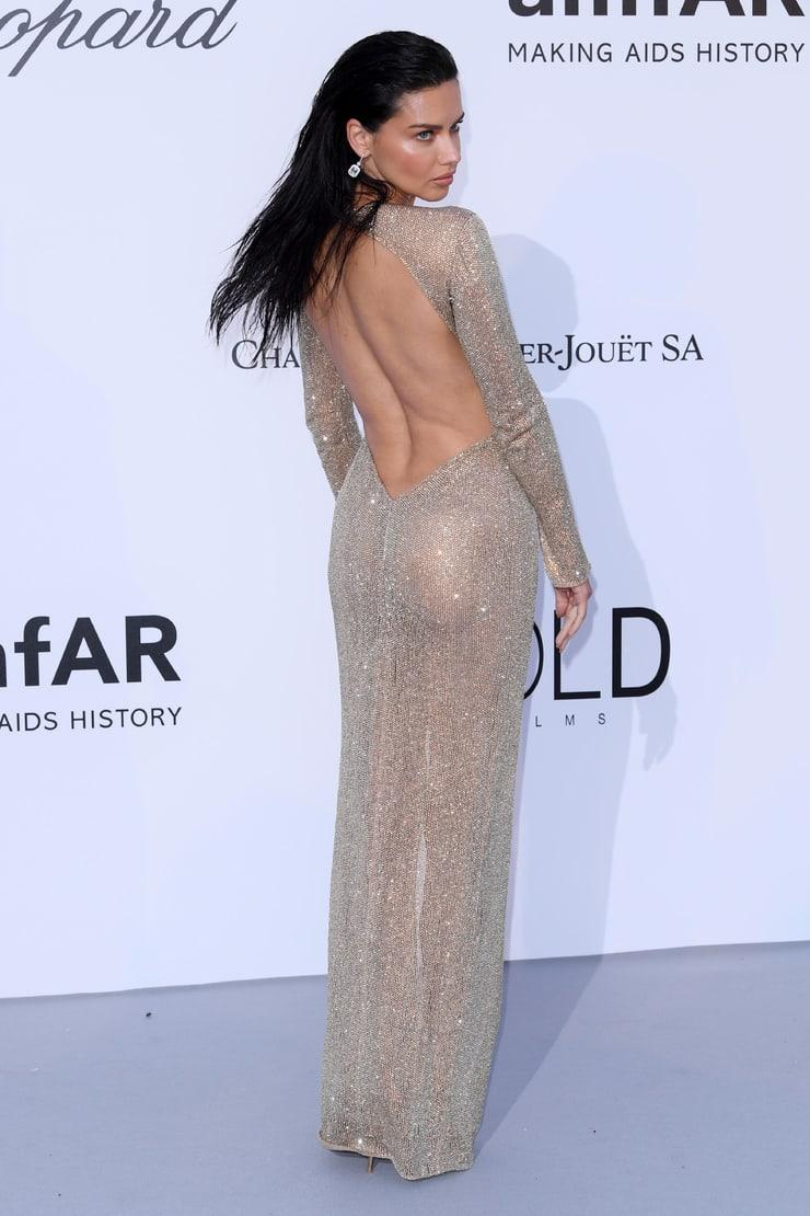 Adriana Lima sexy ass pictures