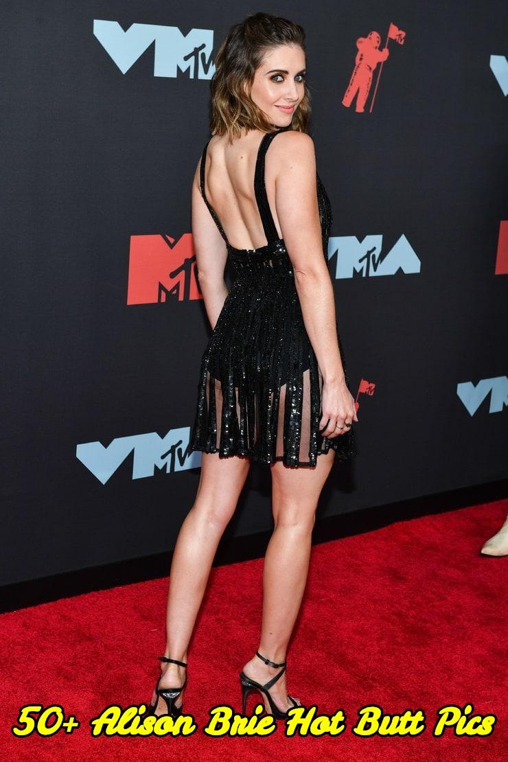 Alison Brie hot butt pics