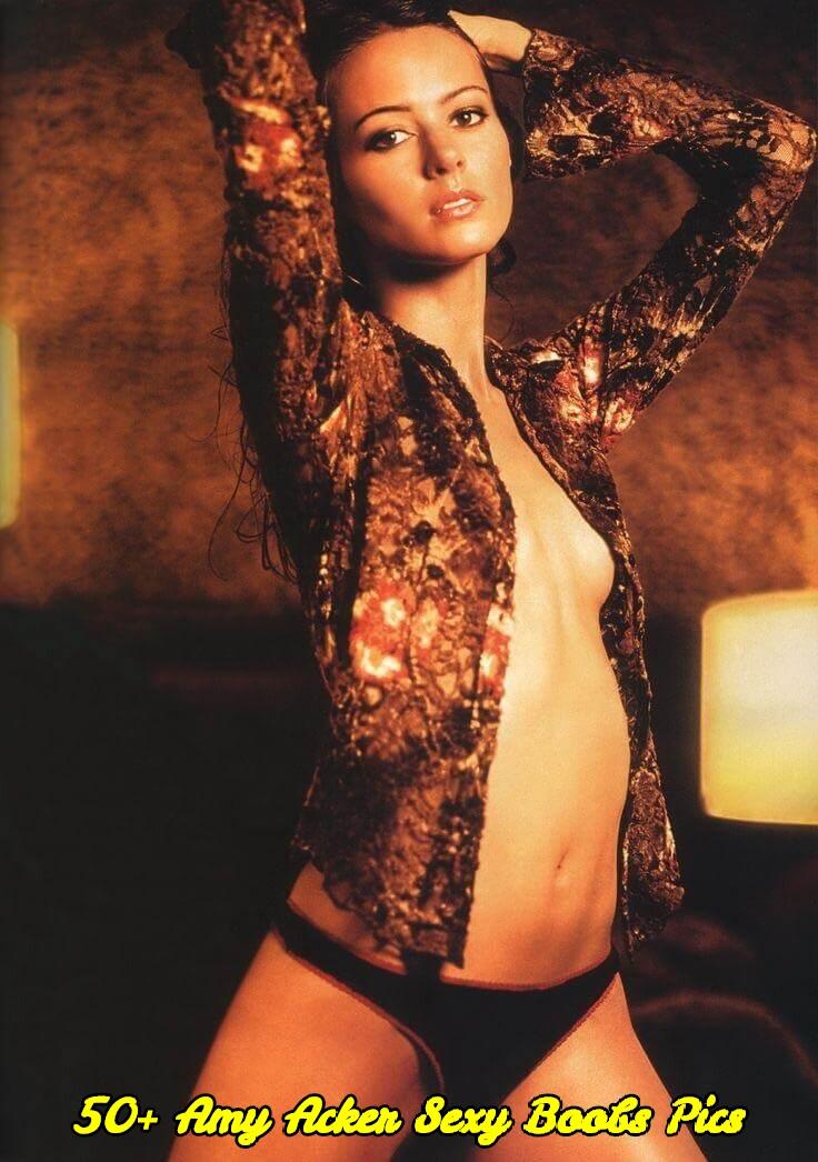 Amy Acker sexy boobs pics