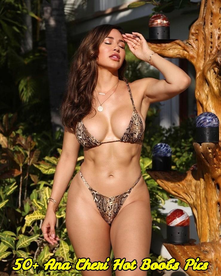 Ana Cheri hot boobs pics