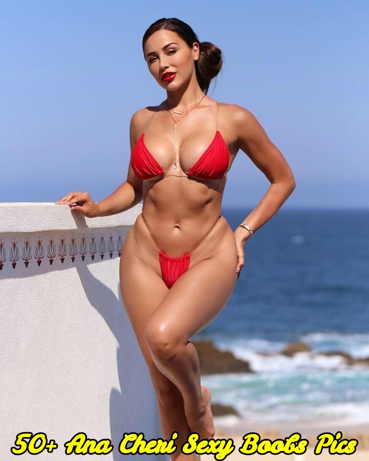 Ana Cheri sexy boobs pics