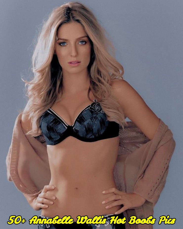 Annabelle Wallis hot boobs pics