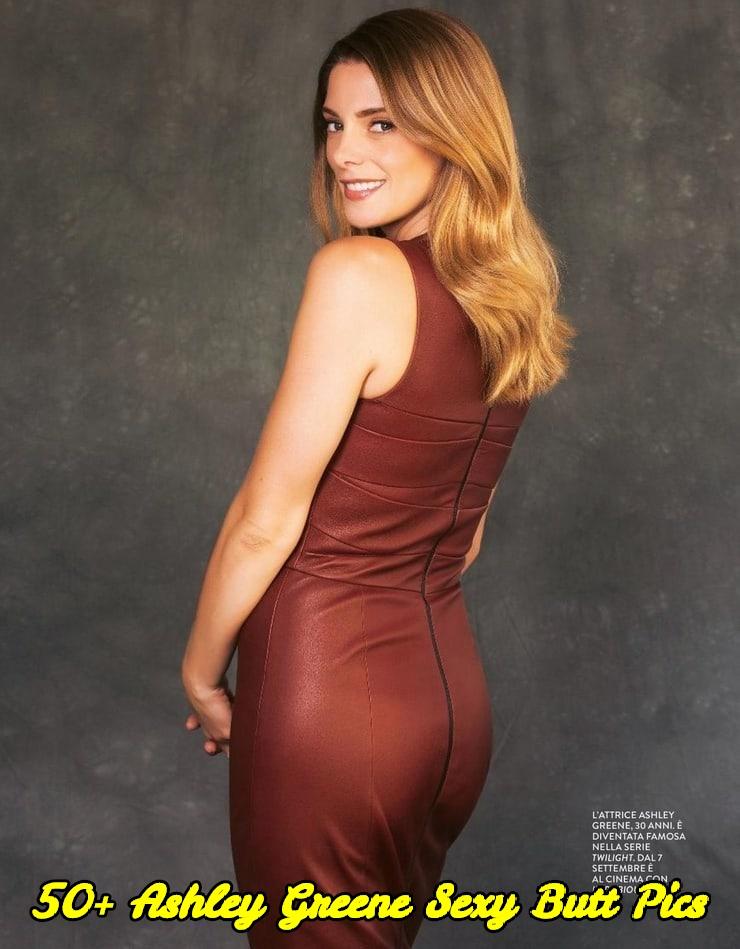 Ashley Greene sexy butt pics