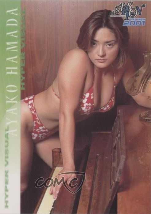 Ayako Hamada sexy look pictures