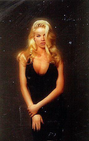 Bobbie Brown lingerie pics