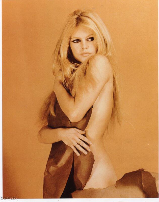 Brigitte Bardot booty pictures