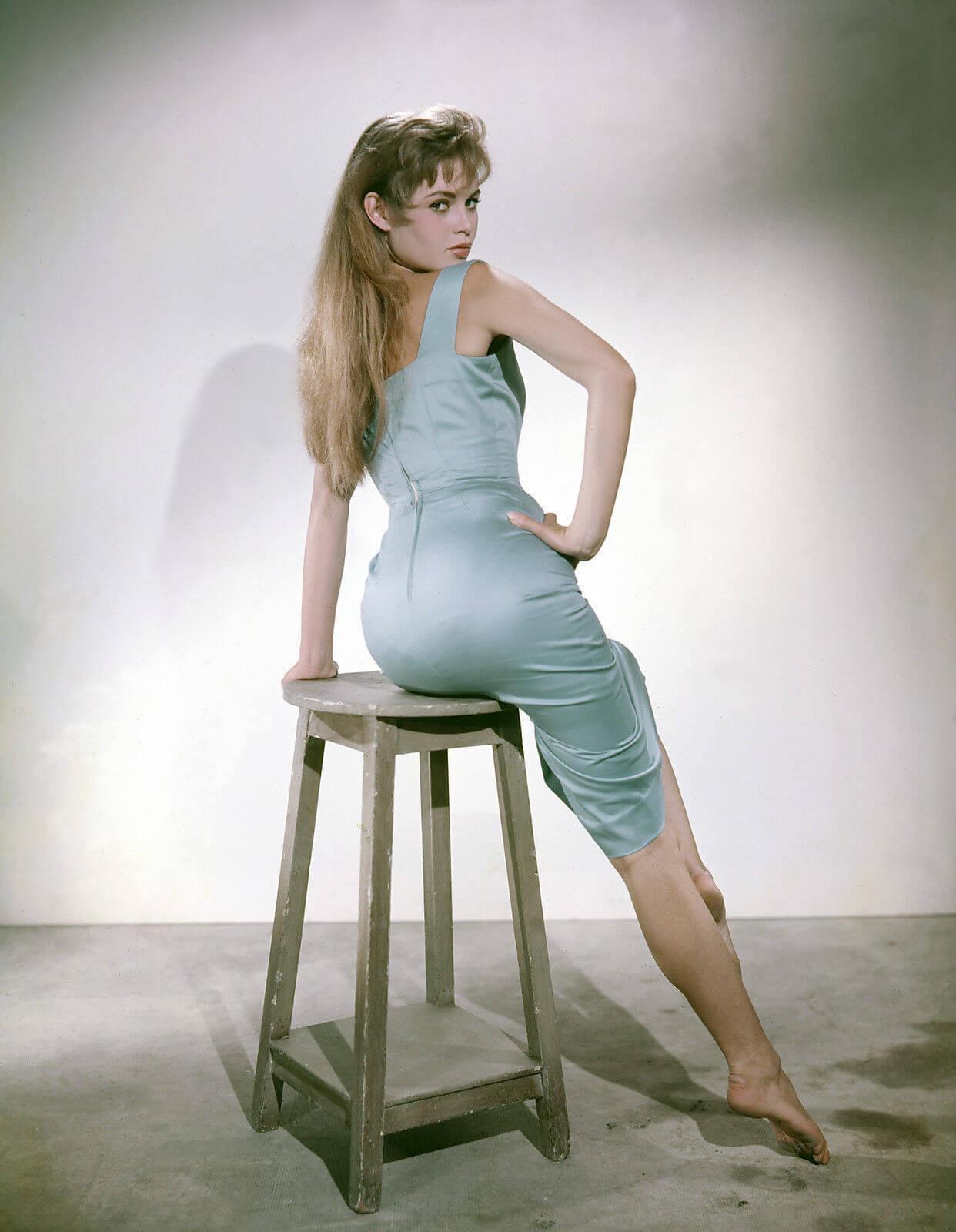 Brigitte Bardot hot look pics
