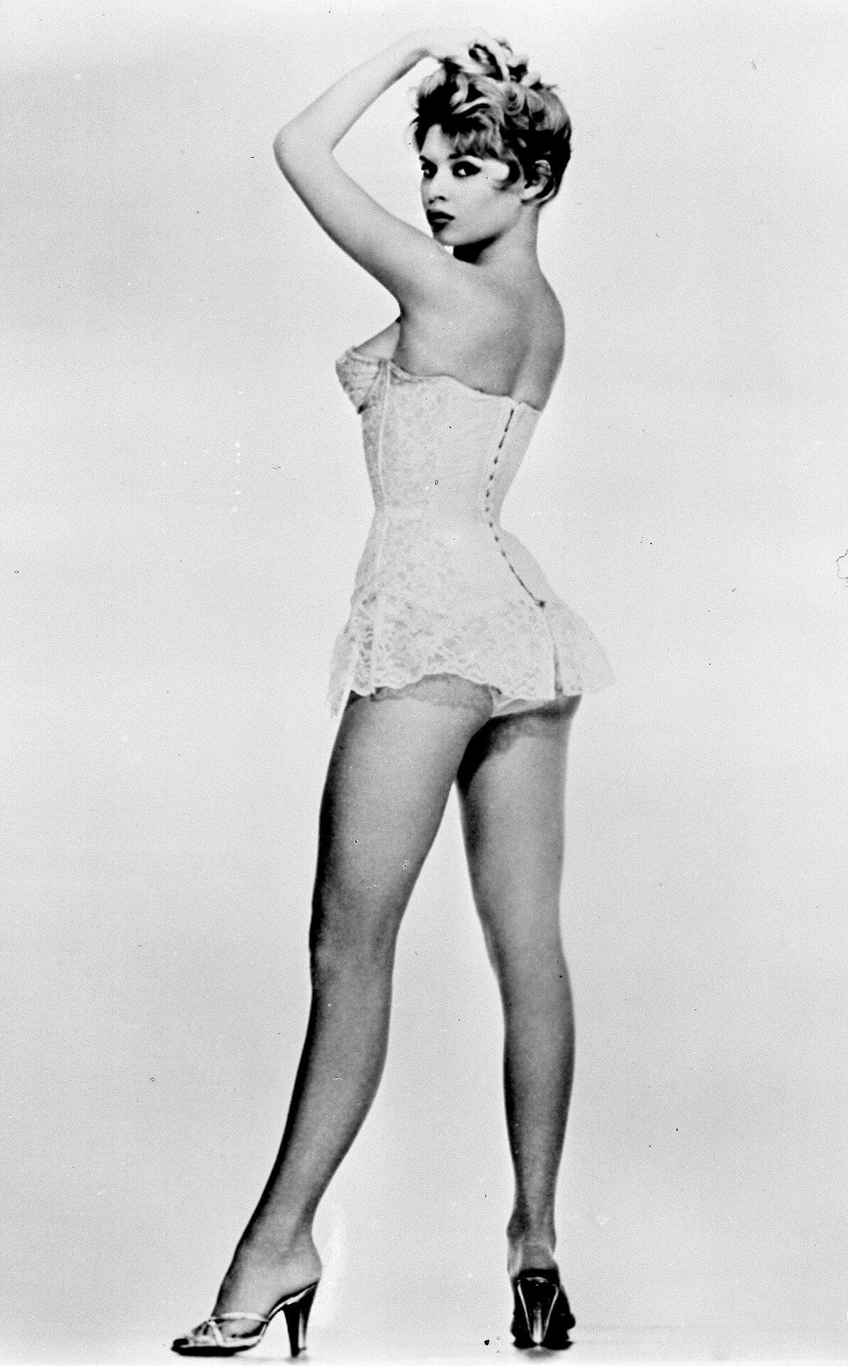 Brigitte Bardot hot look pictures