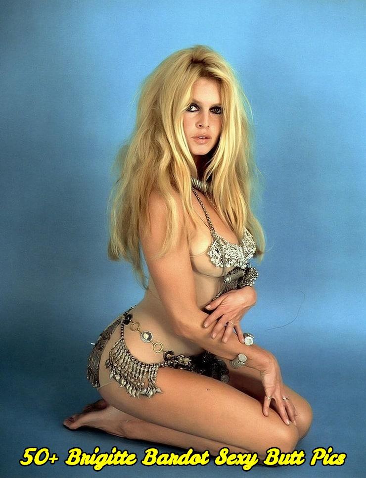 Brigitte Bardot sexy butt pics