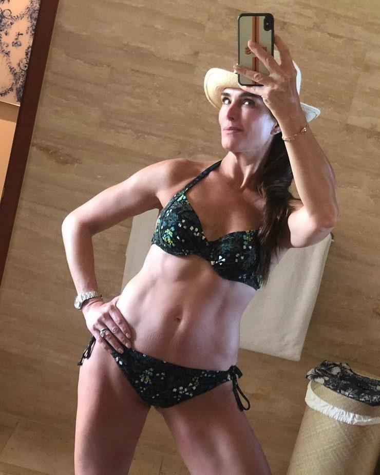 Brooke Shields hot pic