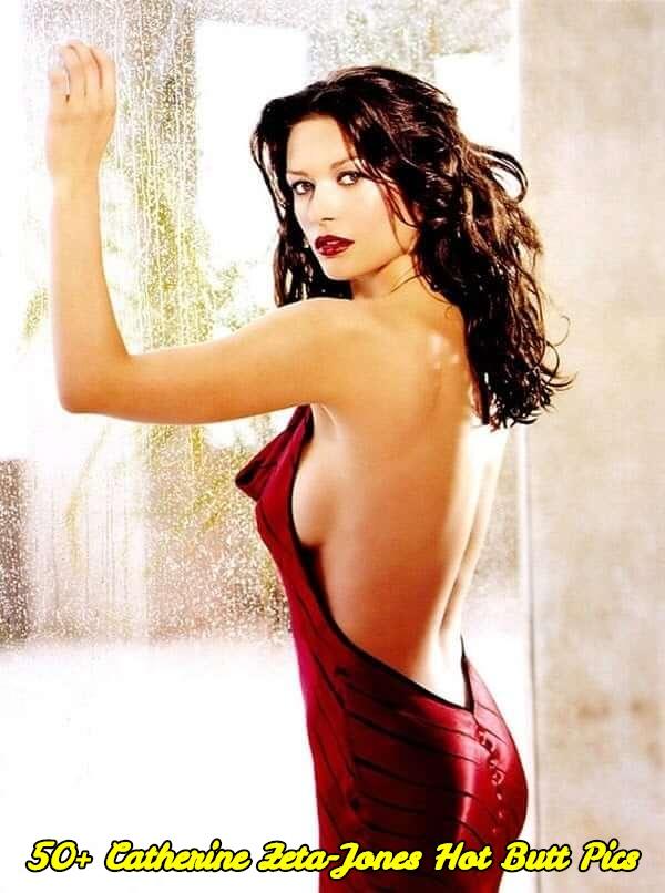 Catherine Zeta-Jones hot butt pics