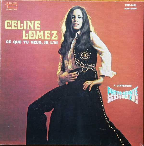 Celine Lomez hot pics