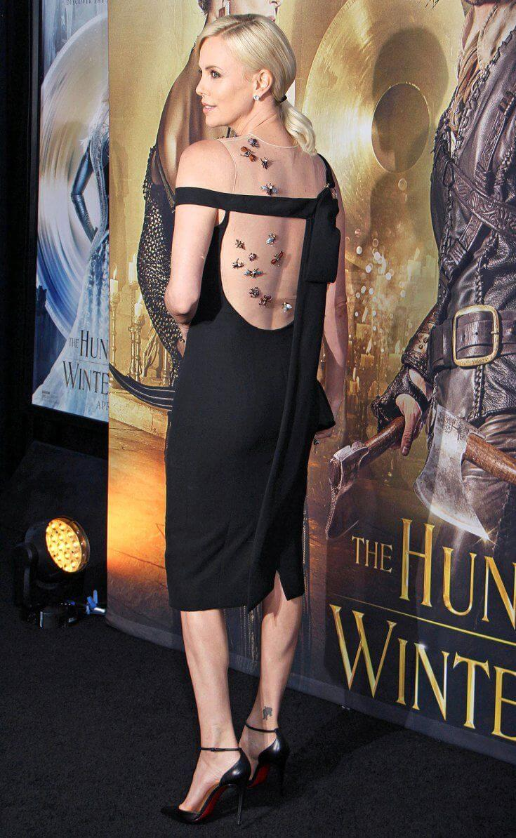 Charlize Theron big ass pictures
