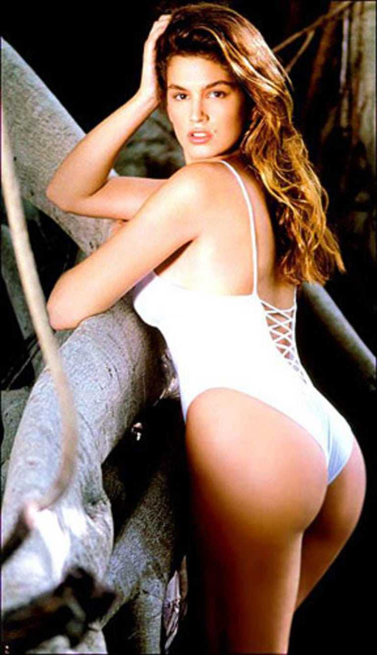 Cindy Crawford ass pictures