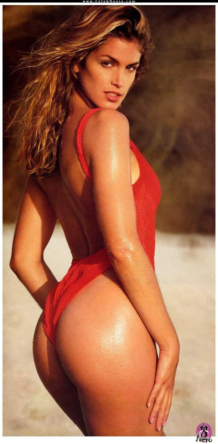 Cindy Crawford big booty pics
